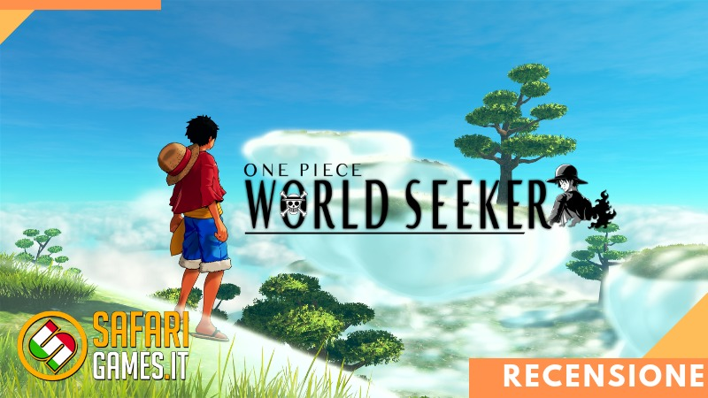 ONE PIECE World Seeker logo