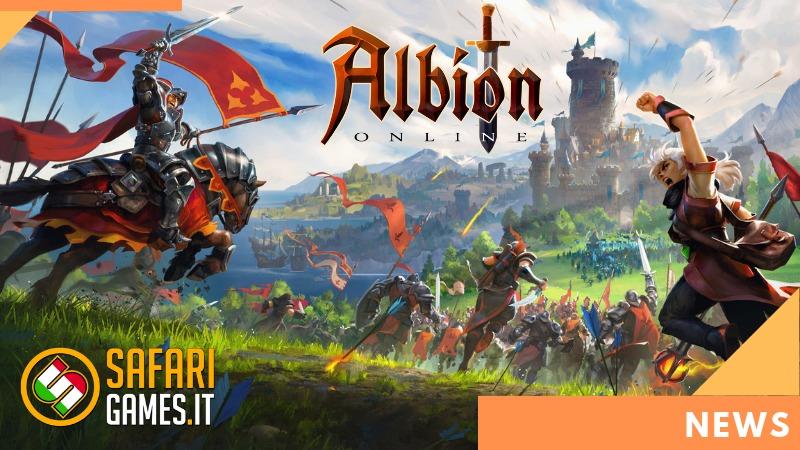 Albion Online F2P