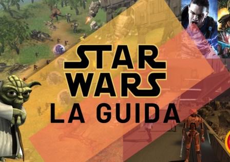 guida ai migliori videogiochi star wars