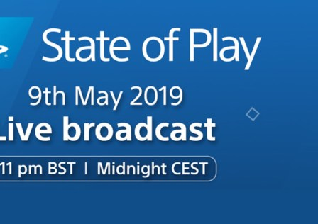State of Play maggio 2019