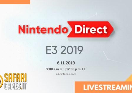 Nintendo Direct E3