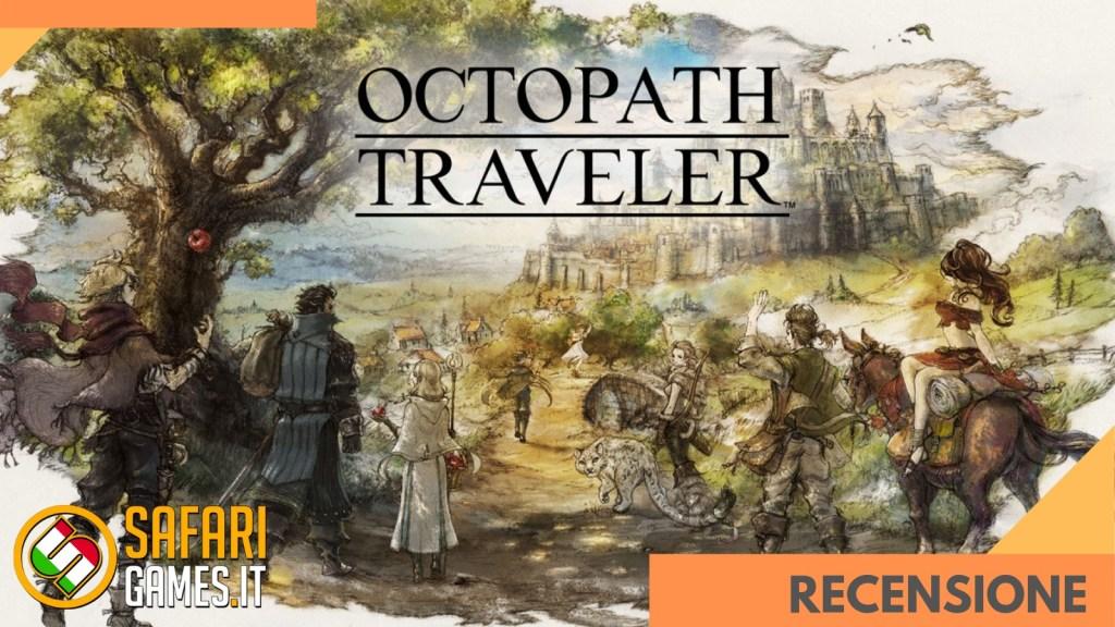 Octopath Traveler recensione