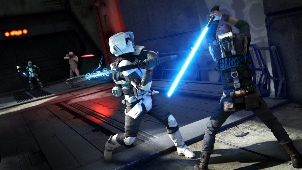 Star Wars Jedi: Fallen Order -- Lightsaber