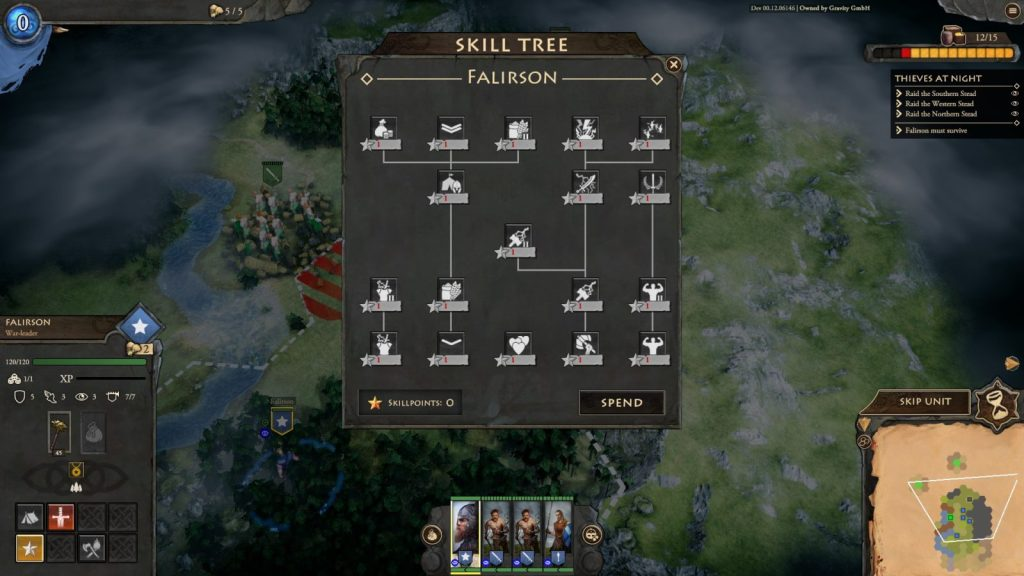 Fantasy General II eroi
