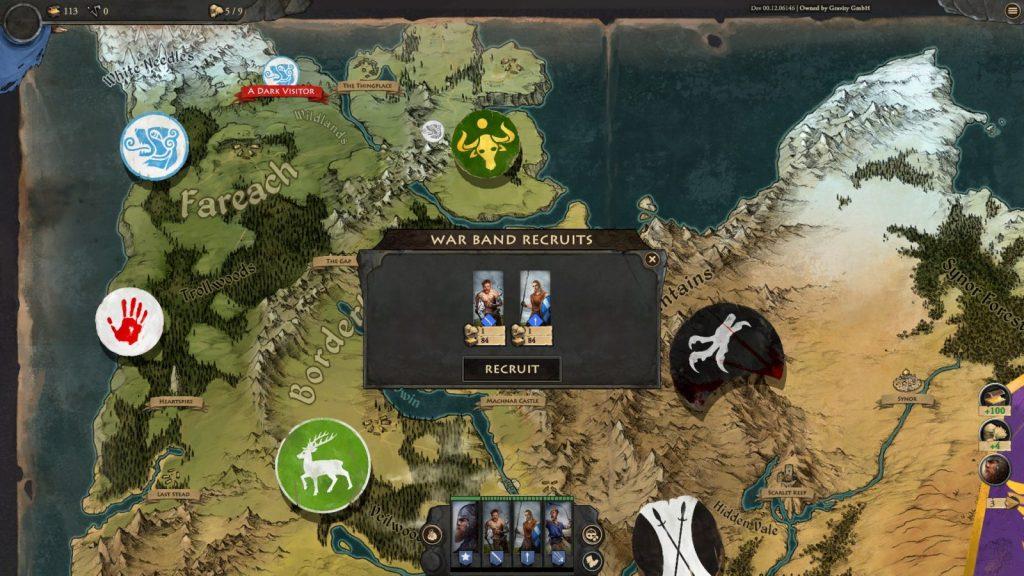 Fantasy General II reclute