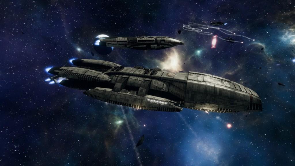 Battlestar Galactica Deadlock: Resurrection
