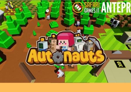 Autonauts Anteprima