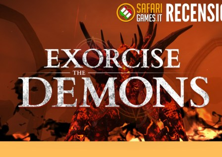 Exorcise The Demons logo