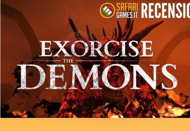Exorcise The Demons logo
