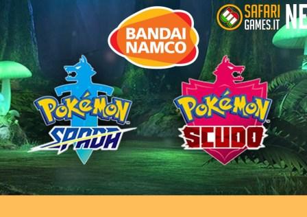 Pokemon Bandai Namco