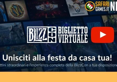 BlizzCon Streaming Diretta