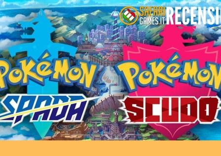 Pokemon Spada Scudo recensione