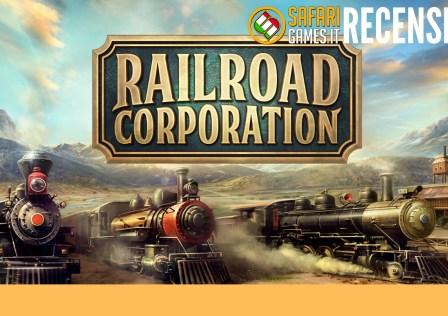 Railroad Corporation logo