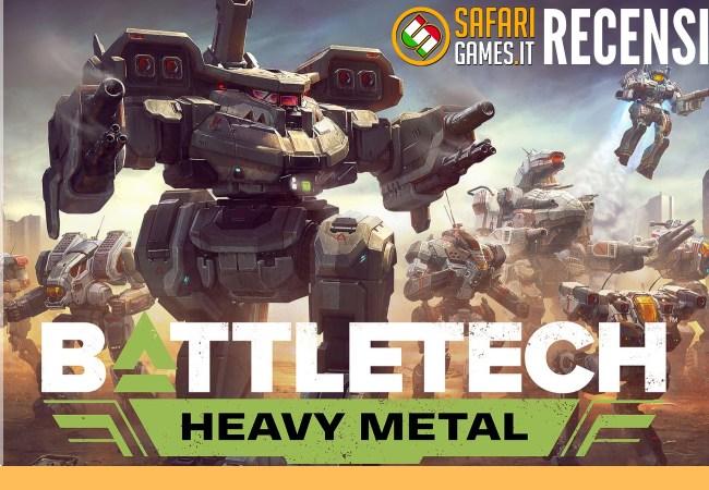 BattleTech: Heavy Metal