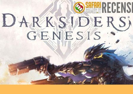 Darksiders Genesis cover rec