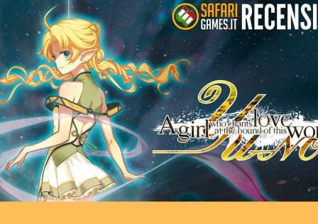 Yuno recensione switch logo
