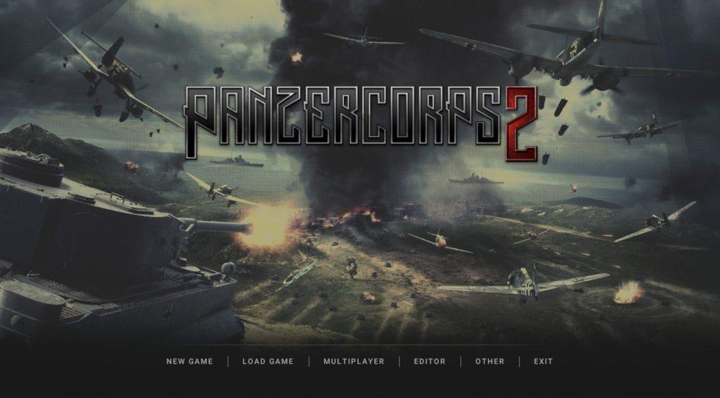 panzer corps 2 main