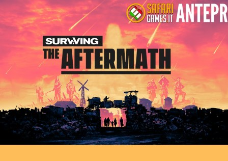 Surviving the Aftermath Logo