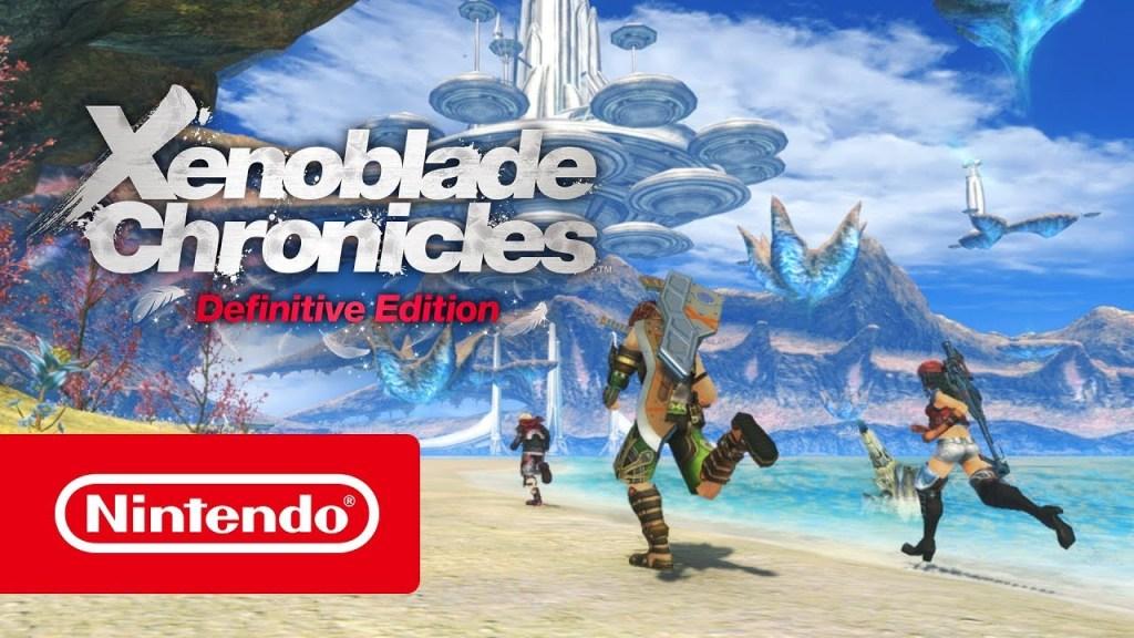 Finalmente novità su Xenoblade Chronicles Definitive Edition