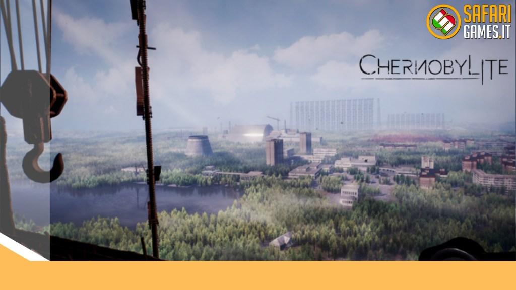 Chernobylite è a metà del percorso dopo Web of Lies