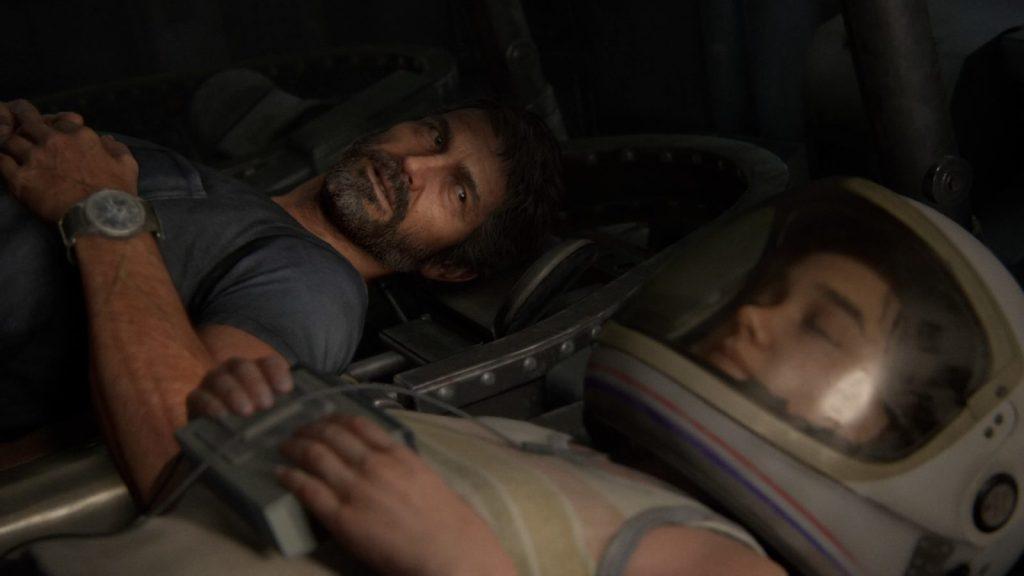 The Last of Us Part II _ Flashback