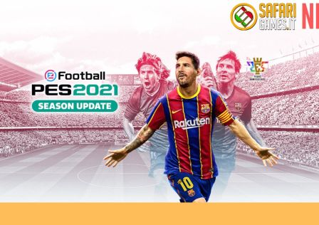 Copertina eFootball PES 2021 SEASON UPDATE