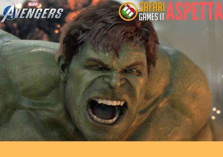 Copertina Hulk