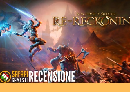 Kingdoms of Amalur: Re – Reckoning recensione
