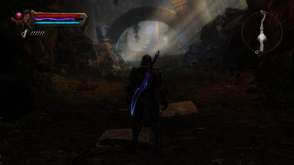 Kingdoms of Amalur: Re - Reckoning i giochi di luce