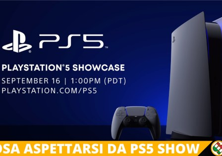 PlayStation 5:Showcase