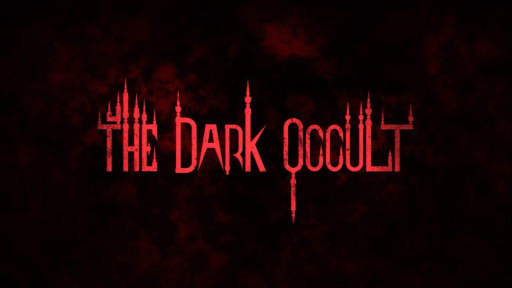 Titolo di The Dark Occult
