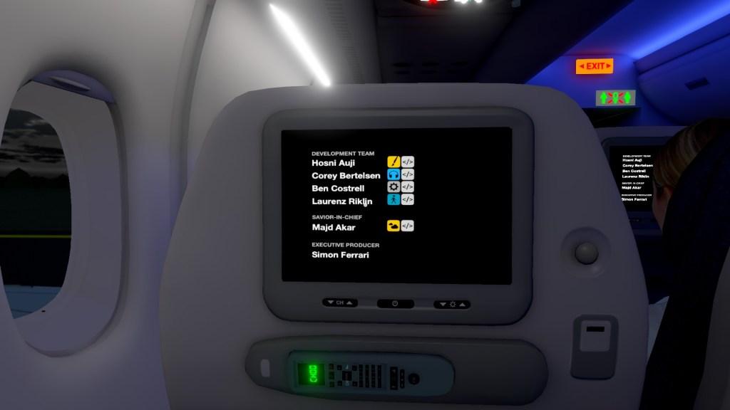 Airplane Mode _ titoli di coda