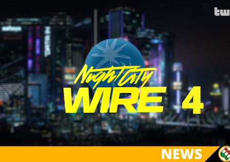 Cyberpunk 2077 Night City Wire 4