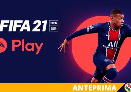 FIFA 21 impressioni prova