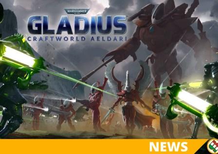 Warhammer 40,000 Gladius – Craftworld Aeldari