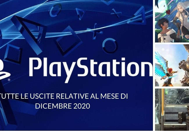 Uscite PS4