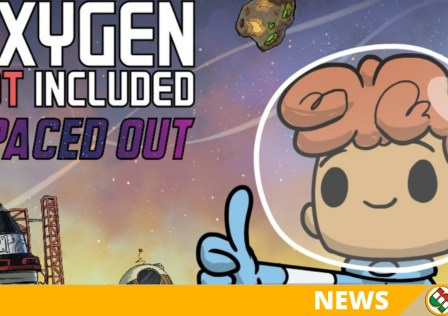 Oxygen Not Included: DLC Spaced Out