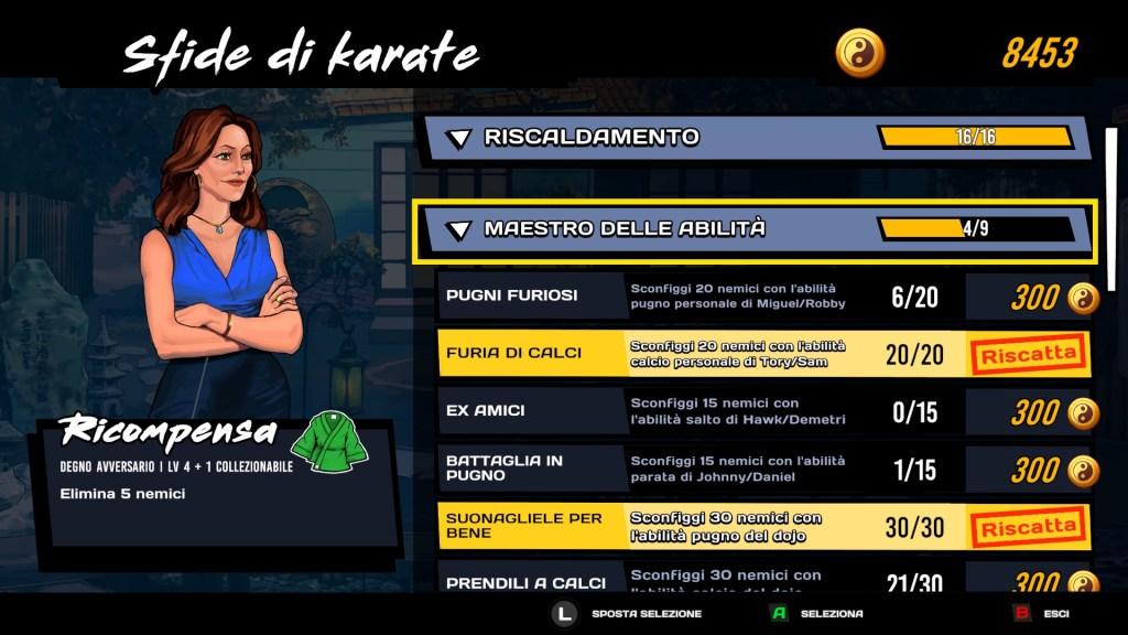 Cobra Kai: The Karate Kid Saga Continues - Le sfide di karate