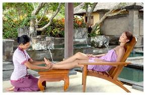 Foot Massage Mesir