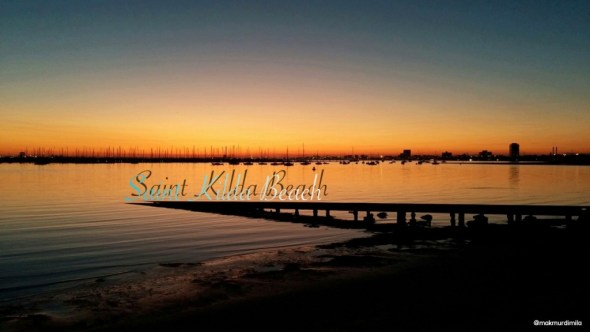 saint kilda beach