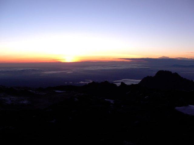 Machame Route Kilimanjaro Climb
