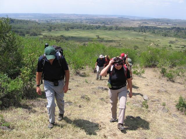 Marangu Route Kilimanjaro Climb 6 Days