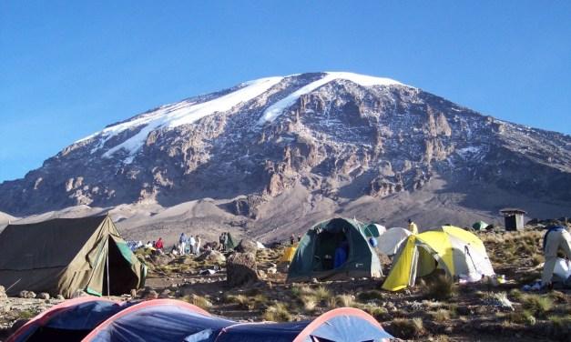 8 Day Kilimanjaro Climbing Lemosho Route