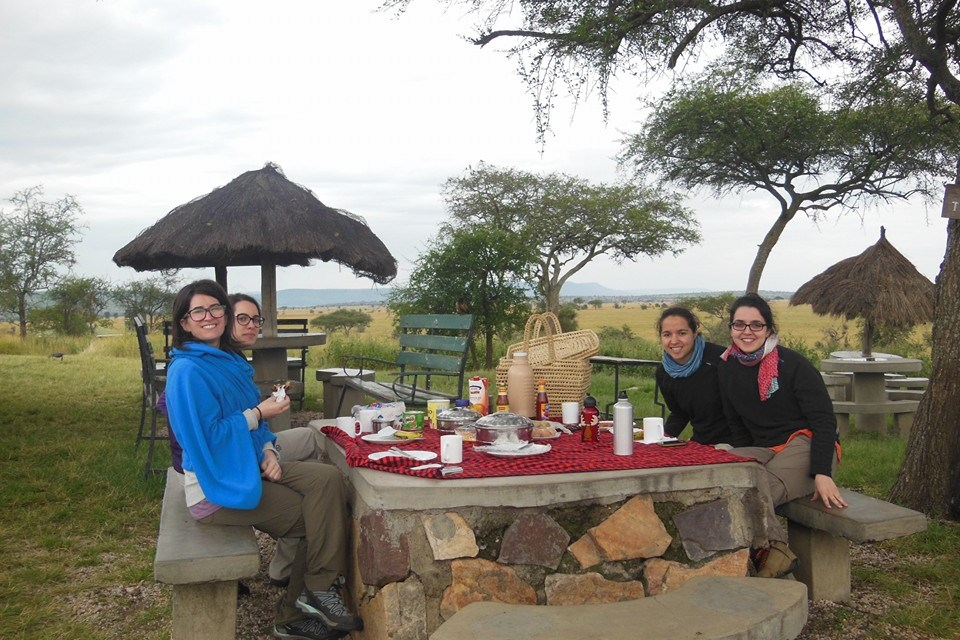 Tanzania Camping Safari 5 Days