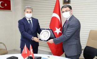 Vali Dr. Ozan Balcı, Oda Başkanları İle Bir Araya Geldi