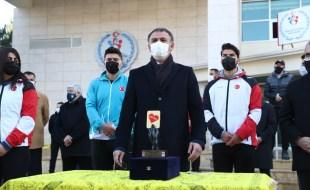 Spor Tokat,Türkiye Fair Play Şeref Diploması Ödülünü Törenle Aldı