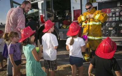 School Safety: Fire Prevention Week