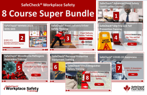 SafeCheck 7 Course Super Bundle