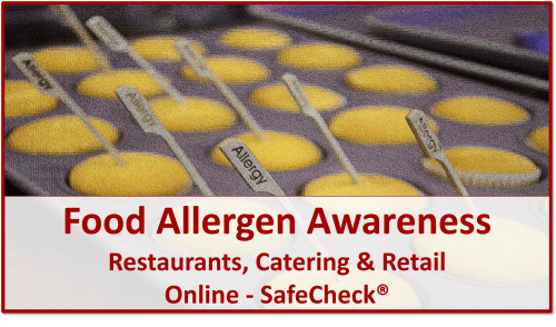 Food Allergen Awareness for Foodservice