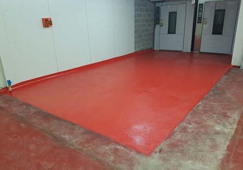 bakery flooring